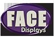 FACE Displays logo