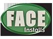 FACE Installs logo