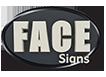 FACE Signs logo