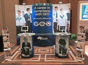 Geo T3 stand
