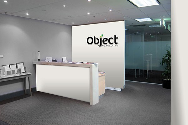 Object fit out of reception